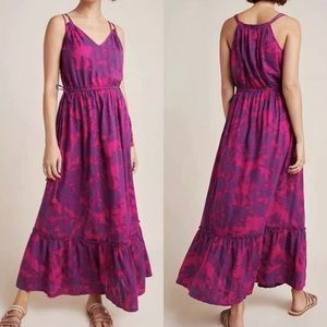 Anthropologie Saturday Sunday Floral Maxi Dress